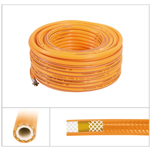 8.5mm Three Ply Four Threaded High-Pressure Spray Hose.